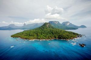 Boat Tour Trip Around Principe Island Packages